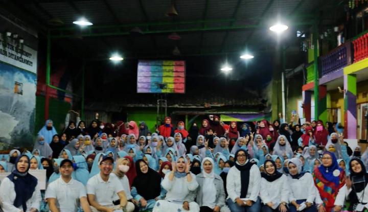 Beautiess Skincare Salurkan Bantuan ke Pondok Pesantren Darul Inayah