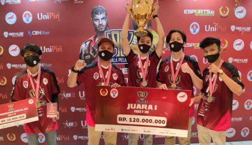 Kompetisi Game FF Piala Pelajar se-Jabodetabek 2020: SMKN 13 Depok Juara