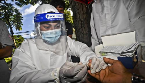 Foto Salut! Satgas di Daerah Jadi Tonggak Sukses Penanganan Covid-19