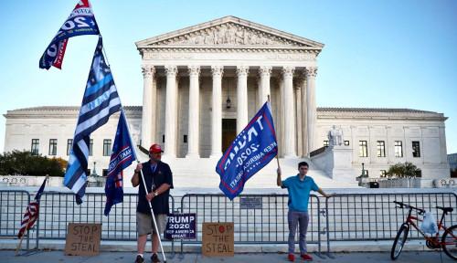 Badan Federal Amerika Ikuti Aturan Pakai Masker dari Gedung Putih
