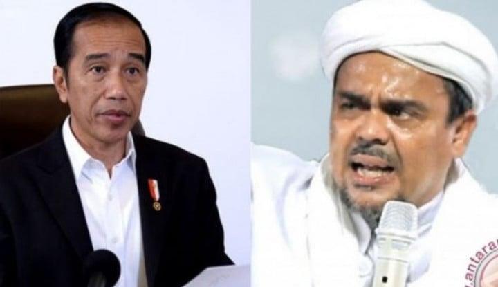 Tolong Dicamkan! Habib Rizieq Siap Diperiksa Asalkan Gibran Juga Ditindak!