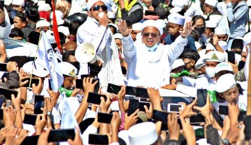 Jika Habib Rizieq Jadi Ketum Partai Ummat atau Masyumi: Rombak Elektabilitas Semua Partai