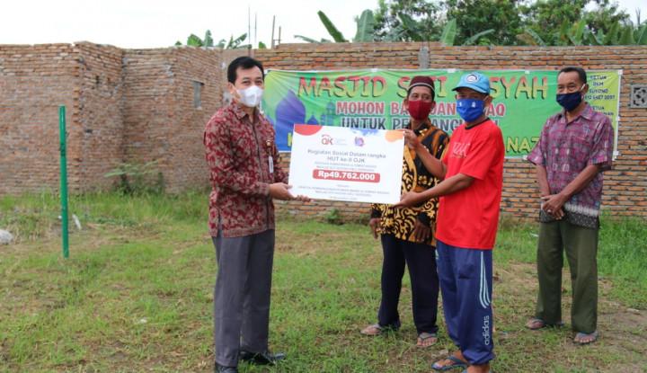 HUT Ke-9, OJK Tingkatkan Kontribusi Membangun Sumut