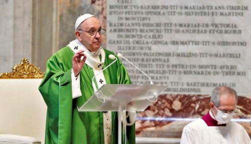 Alamak, Pria Gay Whistleblower Skandal Seks Diangkat Jadi Penasihat Paus Fransiskus