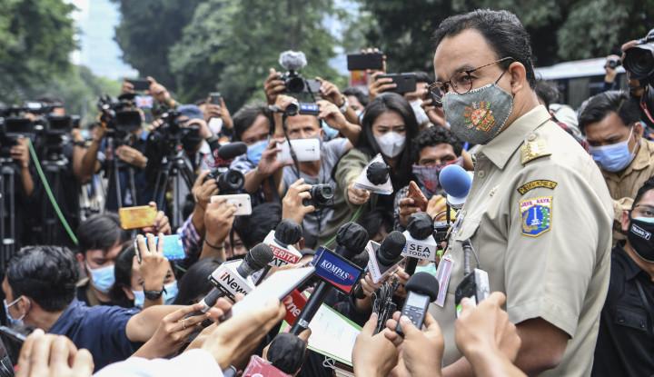 Tokoh Tionghoa Bela Anies Sampai Teriak Nggak Adil: Seolah-olah Anies Tersangka Kriminal