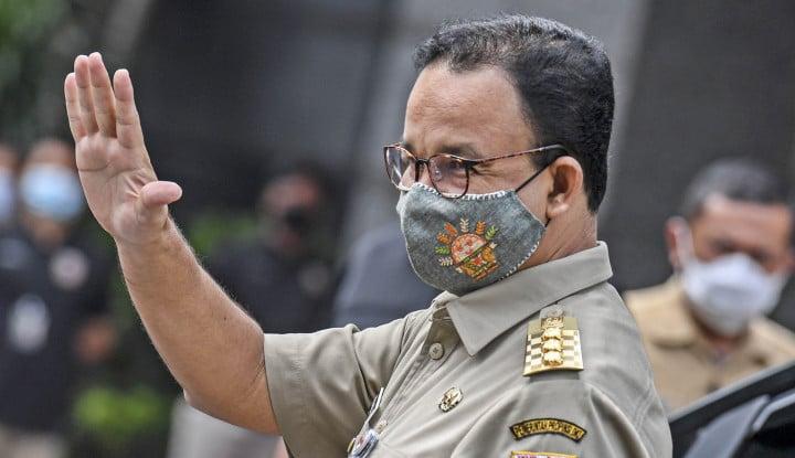 Ini yang Dibahas Anies Baswedan Beserta Kapolda Metro Jaya dan Pangdam Jaya