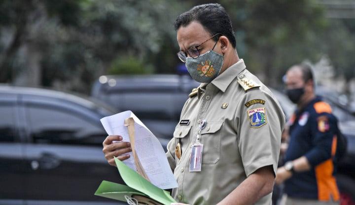 Periksa Anies dan Ridwan Kamil, Polisi Tak Perlu Ajukan Izin ke Presiden Jokowi