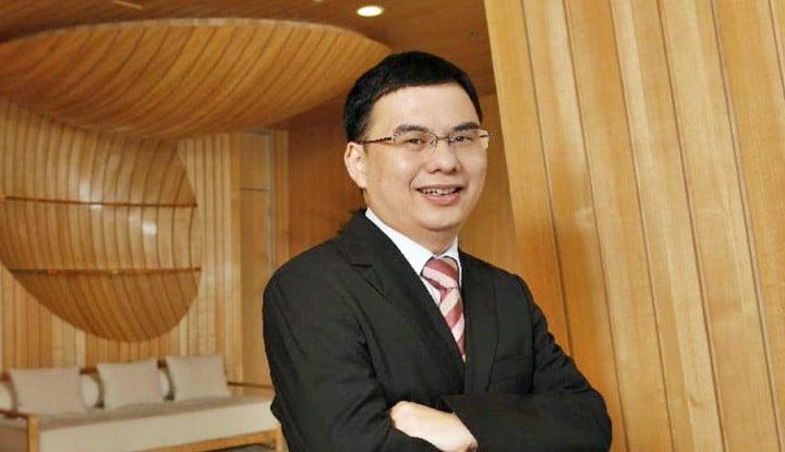 Foto Berita Kisah Orang Terkaya: Zhang Zhidong, Co-Founder Tencent Teman Sekelas Ma Huateng