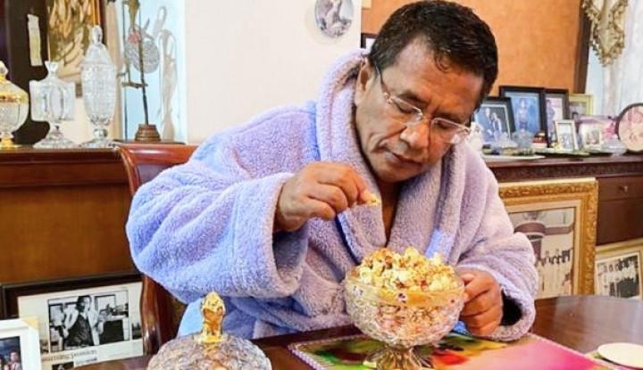 Sah! Popcorn Sultan Ini Dibandrol Rp50 Juta
