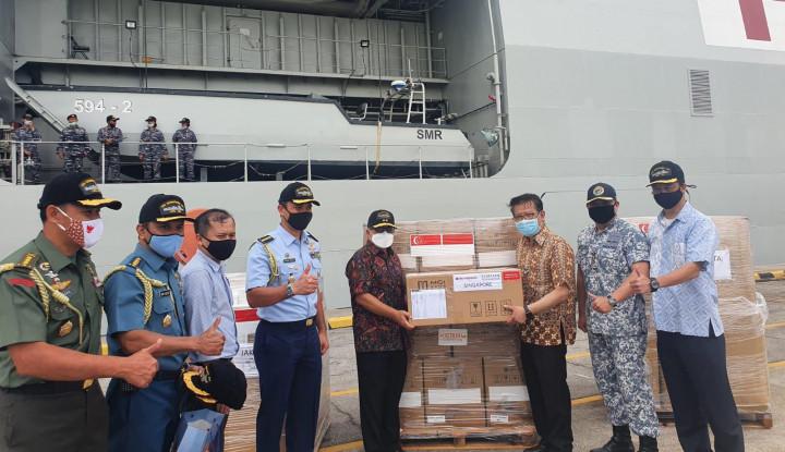 Temasek Foundation Gelontorkan Rp120 M Bantu Penanganan Covid-19 di Indonesia