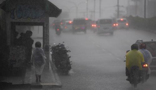Tetap Waspada, BMKG Ngomong Begini Soal Cuaca Ekstrem: Hujan Sedang, Lebat Hingga...