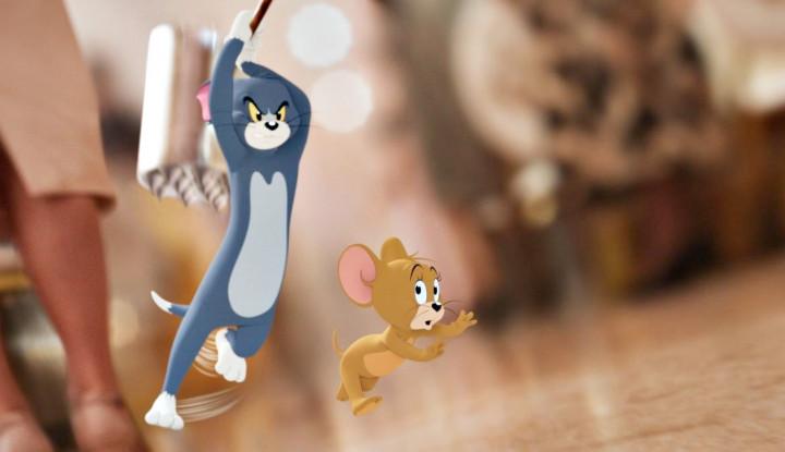 Tom and Jerry Kembali Lewat Film Live-Action, Kapan Tayang?