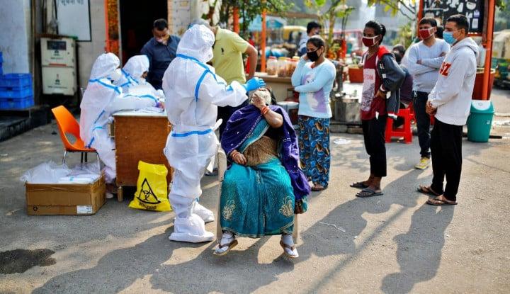 Indonesia Kirim Bantuan Oksigen untuk Tangani Covid-19 di India
