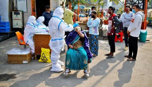 Alert! Kasus Covid-19 Naik Lagi di Beberapa Negara Bagian India karena...