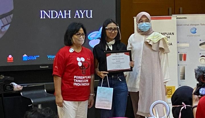 Foto Berita Perempuan Tangguh Indonesia Luncurkan Program Pelatihan Wirausaha Pemula Bidang Kecantikan