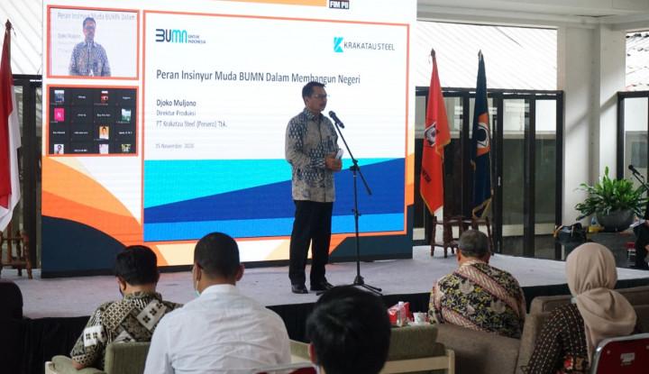 Resmi Dilantik, FIM PII Banten Siap Cetak Insinyur Milenial