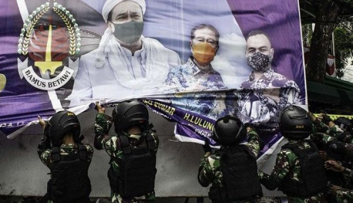 Aktivis HAM Sindir Keras Pangdam Jaya: Berlebihan, Wong HRS Tak Sulut Perang!
