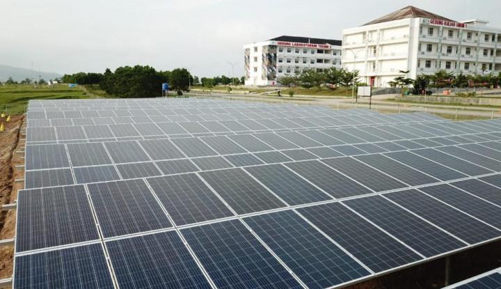 SUN Energy Sediakan Paket Pembiayaan Pemasangan Panel Surya