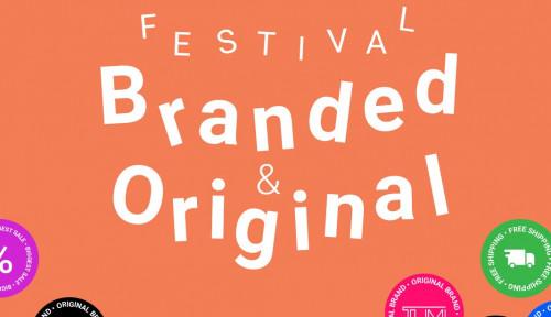 Perusahaan Fashion Milik MNC Group Gelar Festival Branded & Original