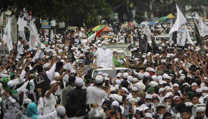 Jamaah Habib Rizieq Positif Covid-19, Politikus PDIP Bilang...
