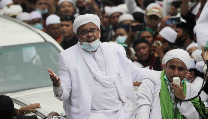 Politisi Gerindra Puji-Puji Habib Rizieq: HRS Paling Paham Ajaran Soekarno
