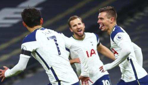 Jadi Pecundang,  Tottenham Hotspur Pecundangi Man City 2-0