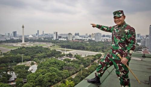 Jenderal Dudung Akui Penurunan Baliho HRS Tanpa Perintah Panglima TNI