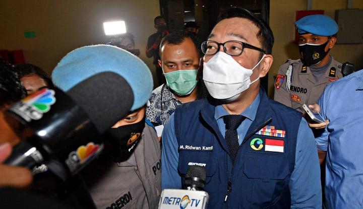 Ridwan Kamil Ngaku Tersangka Korupsi Indramayu adalah Kakak Ipar Istri