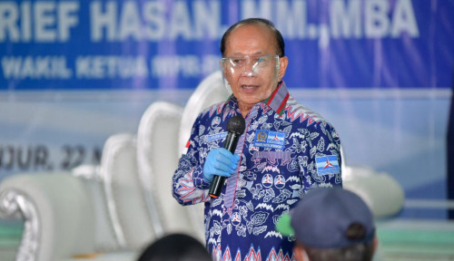 Kubu Moeldoko Serang Habis-habisan, Syarief Hasan Bela Mati-matian: Langkah SBY Benar!