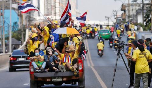 Bisnis Wisata Belum Pulih, Ekonomi Thailand Diprediksi Cuma Tumbuh 2,6%