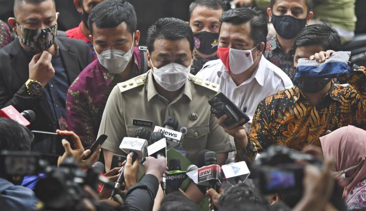Varian Baru COVID Sudah Masuk ke Indonesia, Wagub DKI Beberkan Strateginya