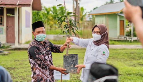 BRG Kenalkan Eco-Masjid di Desa-Desa Gambut