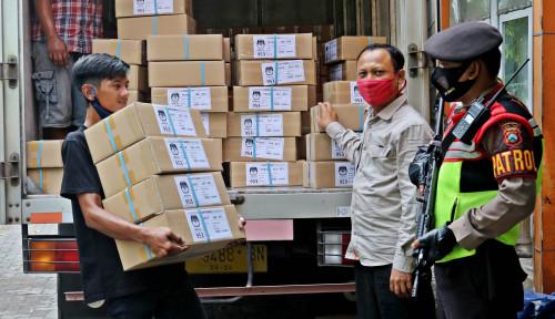 Selama Penyelenggaraan Pilkada Tercatat Ada 485 Petugas KPU yang Terpapar Covid-19