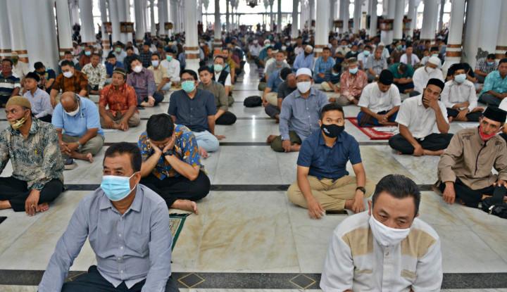 MUI Kasih Seruan ke Masjid-Musholla di DKI Jakarta untuk Ramaikan...