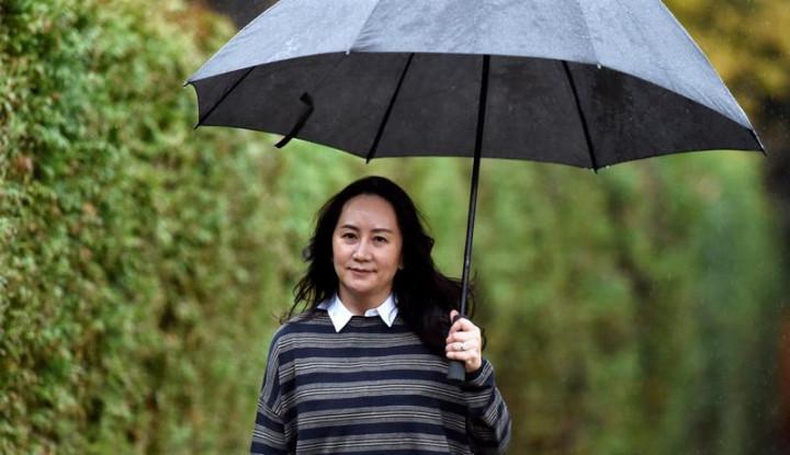 Foto Berita Kacau! Ternyata Tuduhan atas Putri Pendiri Huawei Tidak Ada Hubungannya dengan AS!