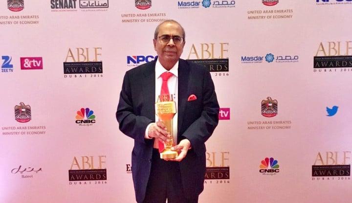 Foto Berita Kisah Orang Terkaya: Prakash Hinduja, Miliarder Swiss Berdarah India