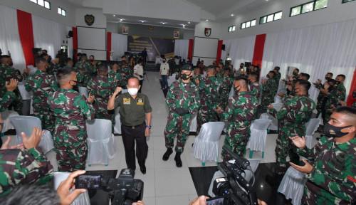 Jadi Pasukan Berprestasi, MPR Anugerahkan Penghargaan ke Yonif Raider 300/Brajawijaya