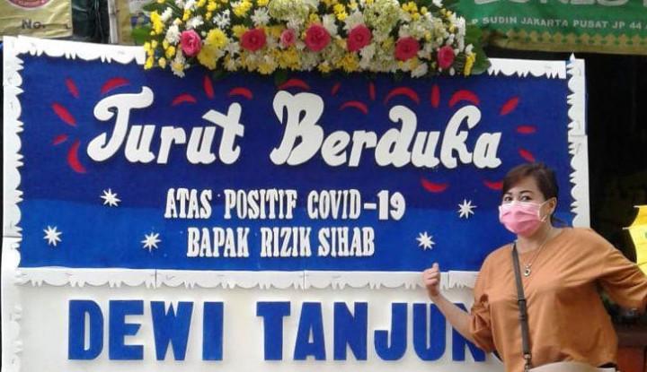Masih Sedih Syekh Ali Jaber Meninggal, Tanya Dewi PDIP: Kenapa Rizieq Tidak...