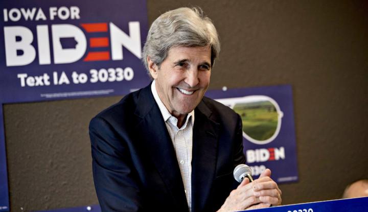 Jokowi Dipuji-puji Utusan Amerika John Kerry, Setelah Dikepoin Eh Ternyata...