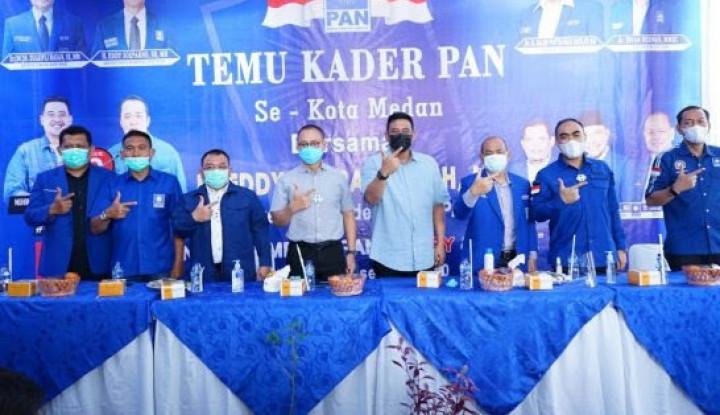 Ditanya Jatah Menteri Jokowi, PAN Melengos: Kita Itu Harusnya....