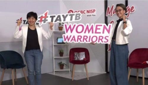 OCBC NISP Berdayakan Pengusaha Perempuan Lewat Program #TAYTB Women Warriors