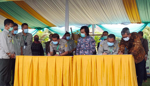 Ciptakan Energi Ramah Lingkungan, Balitri Sah Gandeng Barata Indonesia