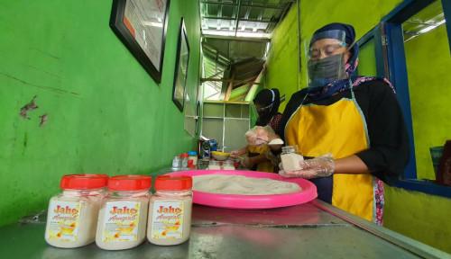 Adaptasi di Tengah Pandemi, KWT Kenanga Produksi Jamu Siap Seduh