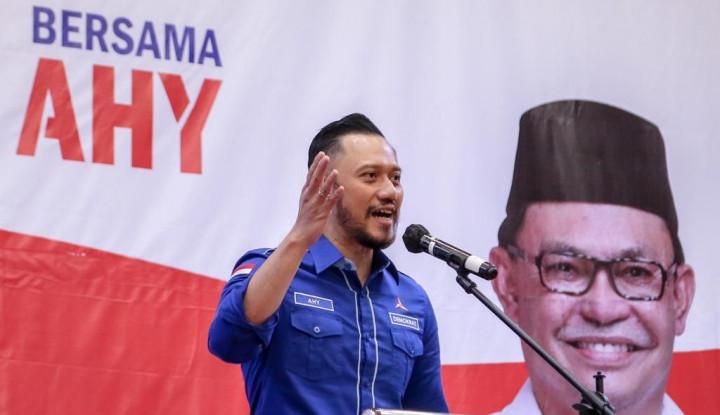 Horor,  Dukung AHY, Demokrat Jakarta sampai Gelar Cap Jempol Darah!