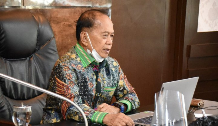 Tidak Seorang Pun Bisa Pengaruhi SBY, Syarief Hasan Balas Pernyataan Darmizal: Gitu Loh