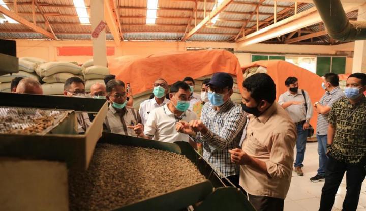 Foto LPDB-KUMKM Cairkan Rp8 M, Koperasi Aceh Ekspor 10 Kontainer Kopi ke Starbucks AS