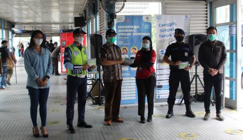 Gandeng Transjakarta, Yayasan Enesis Ajak Kembali Pakai Transportasi Publik