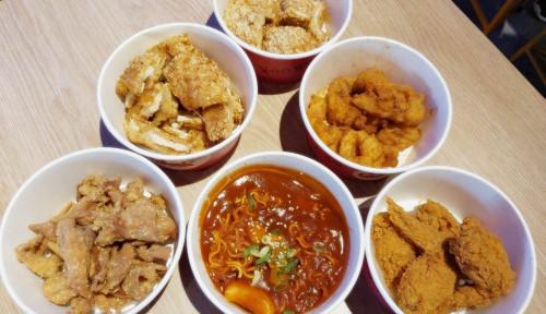 Bidik Pasar Milenial, Street Food Korea Gildak Rambah Kota Bandung