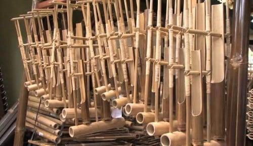 Jabar Peringati Satu Dekade Angklung Warisan Budaya Dunia