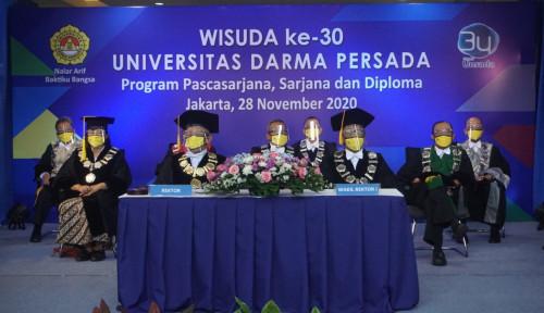 Gelar Wisuda Daring, Unsada Luluskan 814 Mahasiswa